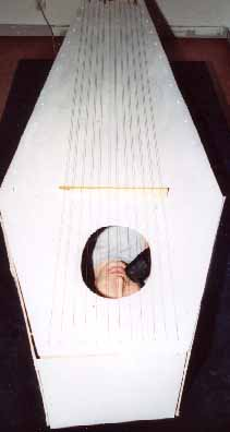 The Singing Coffin with Bergmark singing.