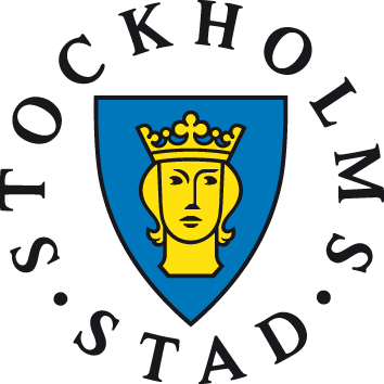 City of  Stockholm St Erik logo