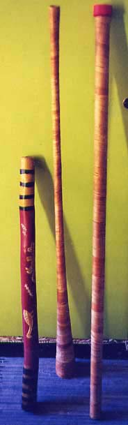 The Plastic Didgeridoo