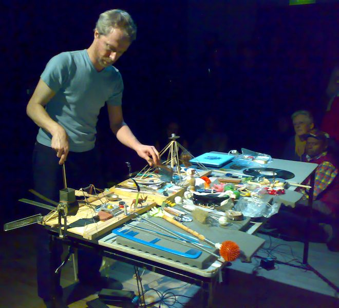 Platforms played by Johannes Bergmark, from Alison Amazed's blog.
