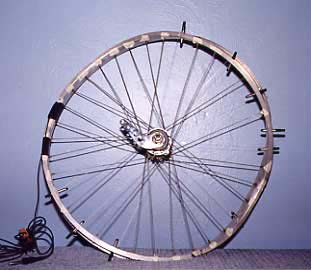 The Stringed Wheel